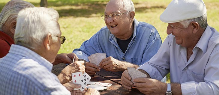 What standard of care do nursing homes in Illinois owe their patients?