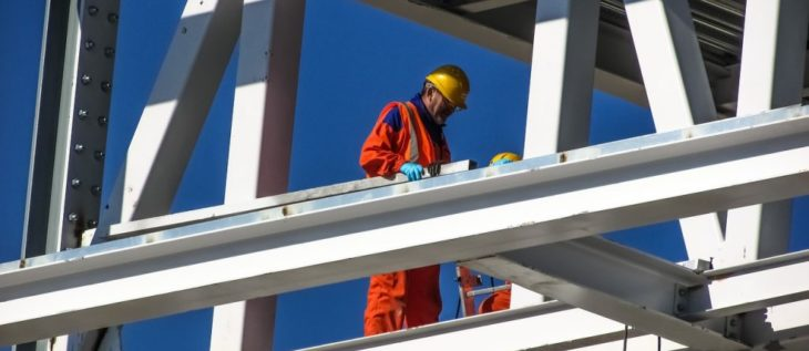 Construction Workers at Considerable Risk for Falls