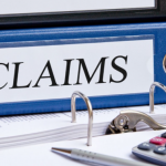 a claims folder, personal injury