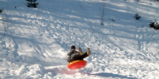 Who Is Liable for Sledding Injuries?